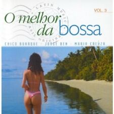O MELHOR DA BOSSA VOL. 3 - RYM MUSIQUE - 16 TRACK MUSIC CD - LIKE NEW - H293