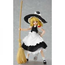 figma Touhou Project Kirisame Marisa Total Height Approx 13.5 cm ABS & PVC Paint