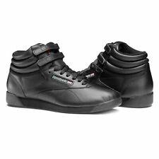 Reebok Freestyle Hi Classic Shoes Women's Shoes - Black 2240