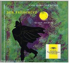 Weber: Der Freischütz / Jochum, Seefried - LP Deutsche Grammophon Tulip NM / EX