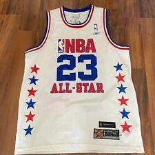 Reebok Michael Jordan NBA All Star Game 2003 Washington Wizards Jersey Sz 40