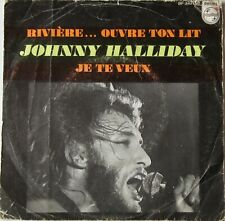 JOHNNY HALLYDAY     RIVIERE   OUVRE TON LIT     PRESSAGE PAYS-BAS