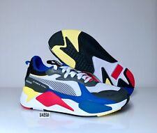Puma RS-X Toys белый королевский синий красный желтый Rsx размер 8-13 369449 02