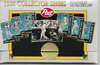 1995 Post Baseball Collector Series Complete 16 Player Set in Great Condition