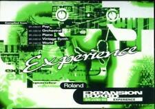 Roland SR-JV80-99 Experience for JV series, XV5080, USED item  LEU 02