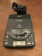 Panasonic Kxl-783A 8x Portable Cd Player Built In Speaker Bundle