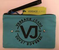 Versace Jeans Clutch Make Up Cosmetics Bag