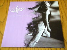"""SILJE - TELL ME WHERE YOU'RE GOING  7"""" VINYL PS"""