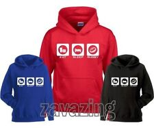 Hooded Rugby Regular Hoodies & Sweats for Men
