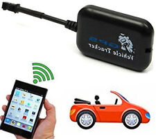 CAR TRACKER GPS TRACKING DEVICE CAR PET SCOOTER GSM