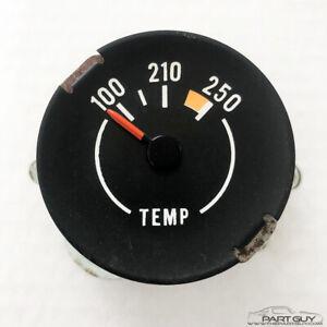 TESTED 70-78 Camaro Z28 Water Temp Gauge Temperature RS/SS 71 72 73 74 75 Gauges