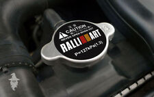 RalliArt Racing Radiator cap STICKER - JDM | Mitsubishi | Lancer | Evo