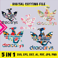 Game of Thrones Dracarys SVG, eps, dxf, ai, pdf, jpg, png, cutting file