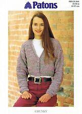 Patons Children's Clothing Crocheting & Knitting Patterns