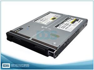 HPE BL660c G8 BL660c Gen8 2 SFF (4)E5-4620 v2 8-C 2.60Ghz 128GB Mem (2)20G NIC