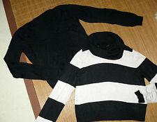H&M Langarm Damen-Pullover aus Baumwollmischung