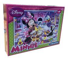 Clementoni Disney Minnie Mouse und Daisy Puzzle ab 5 Jahre 60 Teile
