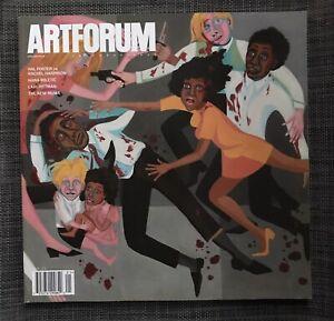 Artforum International : January 2020 : Faith Ringgold Cover, NEW