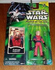Star Wars Zutton Snaggletooth Power of The Jedi Collection