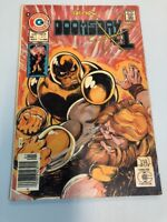 Doomsday +1  #6 Charlton Comics John Byrne Steve Ditko Inker 1976 Bronze Age VG
