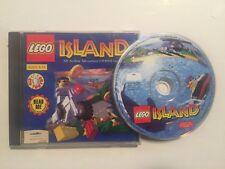 Lego Island PC (Win 95) FREE Shipping!