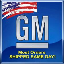New Oem Factory Cts Front door Window Seal 25778956 Ships Today!