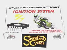 BOYER BRANSDEN 12 volt electronic ignition Single Triumph BSA C15 B44 B50 C25