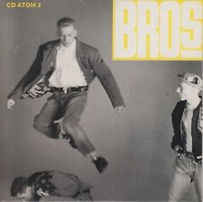 Bros 4 track cd single Drop The Boy / When Will I Be Famous? 1988