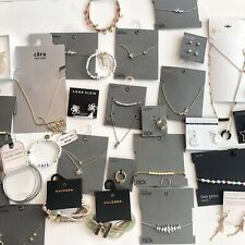 Nordstrom Rack Jewelry 3 PC Lot Bundle New Necklace Bracelet Rings