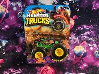 Hot Wheels Monster Trucks Test Subject 4/16 Monster Trucks Toys Mattel 2018