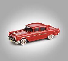 Brooklin 1/43 BRK137A 1956 Pontiac Chieftain 870 Sedan Bolero Red