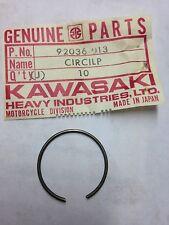 Kawasaki H1 S1 S2 S3 Circlip 92036-013 NOS