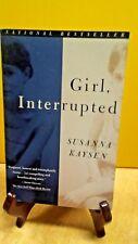 Girl, Interrupted by Susanna Kaysen (1994, Paperback)(B-101