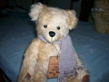 Robin Rive teddy bear