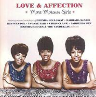 LOVE & AFFECTION MORE MOTOWN GIRLS  NEW & SEALED 60s SOUL MOTOWN CD (KENT)