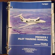 Raytheon Premier I Pilot Training Manual Vol. 2 Aircraft Systems