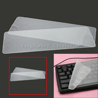 "2pcs Useful Soft Silicone 17"" 15"" Laptop Keyboard Skin Protector Cover Universal"