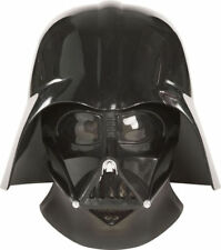 Morris Costumes Star Wars Darth Vader Supreme Fancy Dress Mask Helmet. RU4199