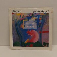 "The Cars ""You Are The Girl"" b/w ""Ta Ta Wayo Wayo"" 45rpm single w/ picture sleeve"