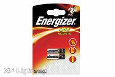 2X A27 Energizer 12Volt Battery (MN27 27A L828 EL812) Lighter Chime Remote Bell