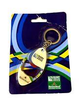 Rugby World Cup 2015 Bottle Opener Keyring Heineken Sponsored Souvenir