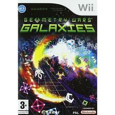 Nintendo Wii PAL version Geometry Wars Galaxies