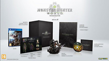 Monster Hunter World Collector NEUF PS4 / PS4 PRO  PRECOMMANDE RARE FR SEALED