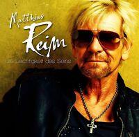 MATTHIAS REIM - DIE LEICHTIGKEIT DES SEINS  CD NEU