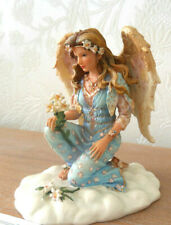 Leonardo Collection - Christine Howarth Faerie Poppets - The Angel Of Peace