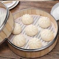 26/36cm Non-Stick Round Dumplings Mat Silicone Kitchen Steam Mesh/Pad H4S3