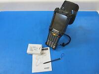 Symbol Motorola MC9090-GK0HJEFR7US Barcode Scanner W/ New Battery and Stylus