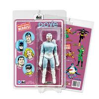 DC Comics Dove 8 inch Action Figure on Retro Card