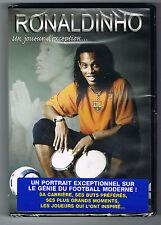 RONALDINHO - UN JOUEUR D'EXCEPTION... - FOOTBALL - DVD NEUF NEW NEU