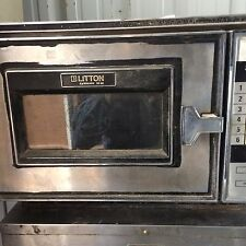 Commercial Restaurant Litton Microwave Oven 110 Volts